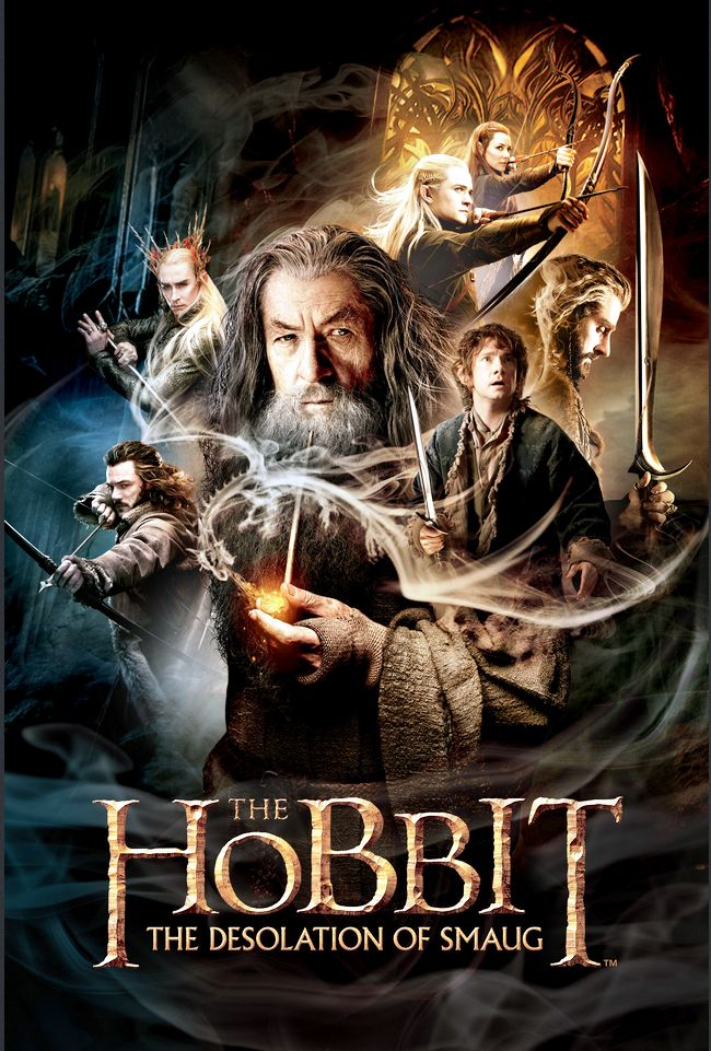 The Hobbit The Desolation Of Smaug 2013 Full Movie In Hindi 720p HDRip 1.2GB Download