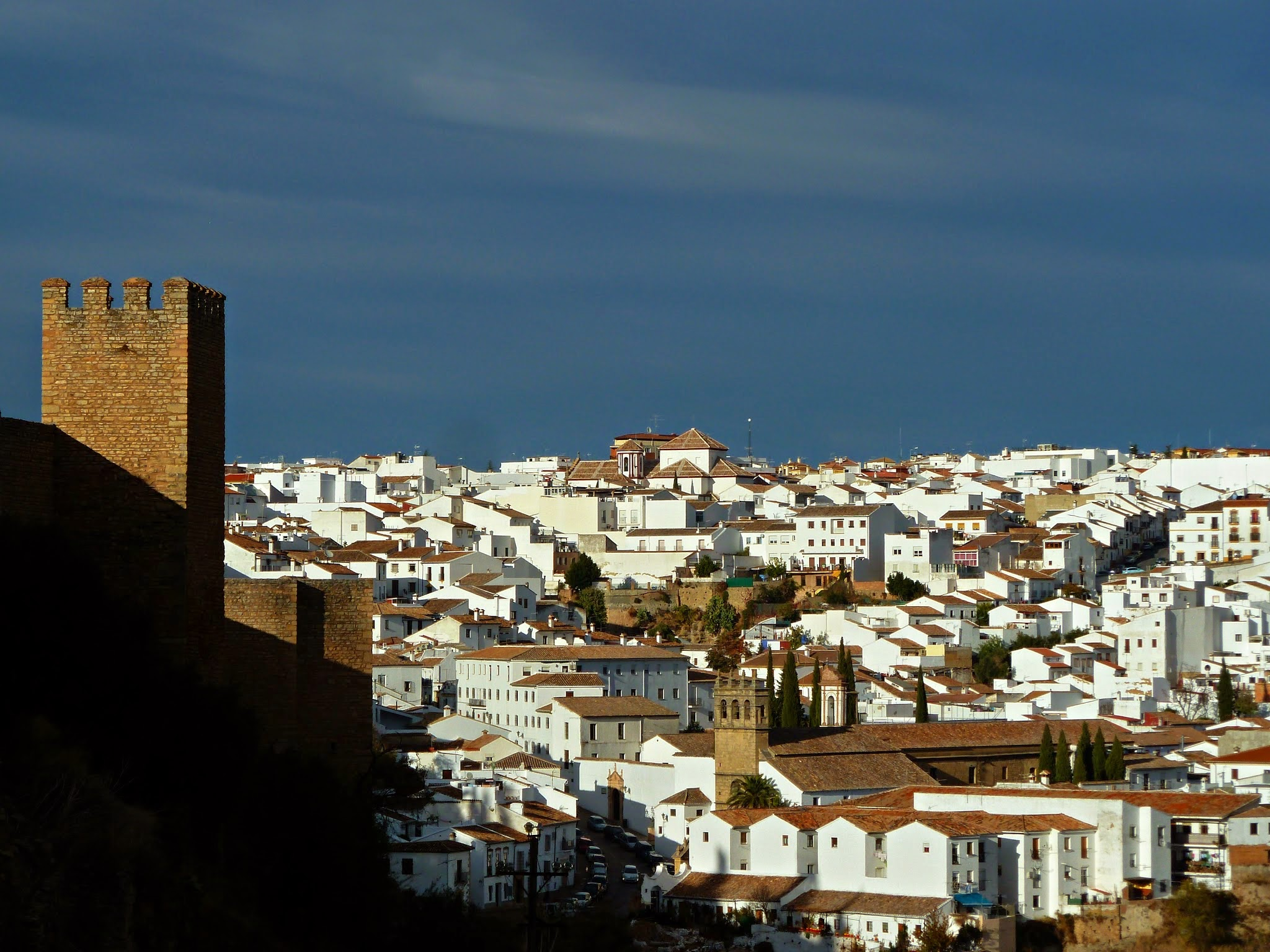 Andalucia is filled with history to explore.  Cycle Ronda to see its Arabic Baths and Tower