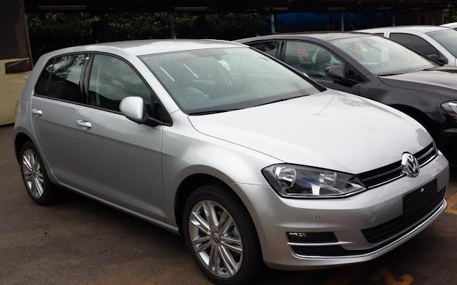 VW Golf TSI Highline e GTI: elevação de preços - março