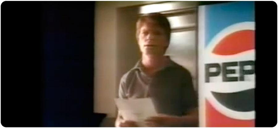 Anuncio clásico Pepsi y Michael J Fox