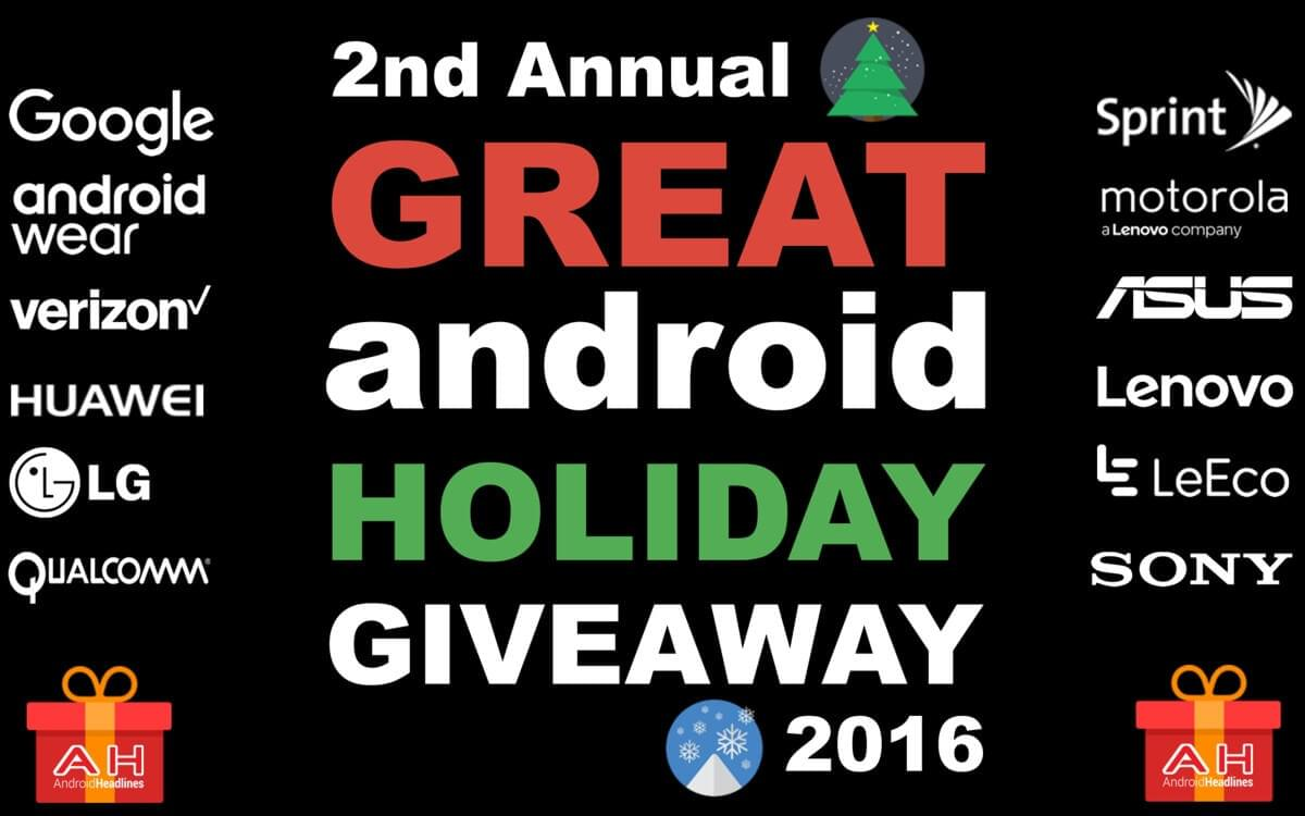 20 Android Devices and MORE to Giveaway