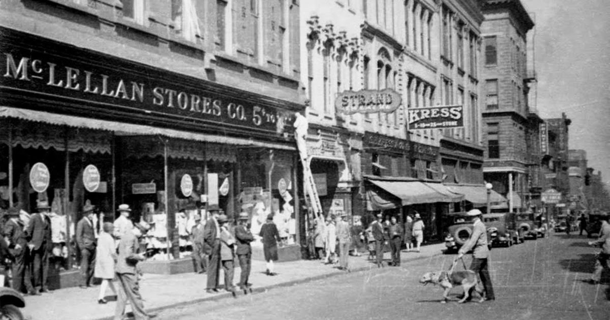 Nashville history five and dimes nashville Five and dime stores history