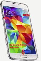 Hard Reset SAMSUNG Galaxy S5 SM-G900