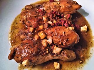 Muslos de pollo en pepitoria - Receta - El gastrónomo - ÁlvaroGP - el troblogdita