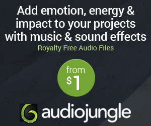 add emotion, energy and impact to your projects with music and sound effects royalty free audio files in audiojungle in Envato community