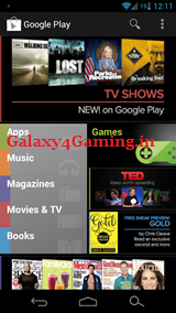 New Jelly Bean Play Store for All Android Devices