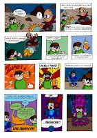 Fumetto Alessandro Comandatore - Pagina 21