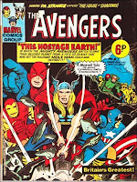 Marvel UK, Avengers Weekly #9