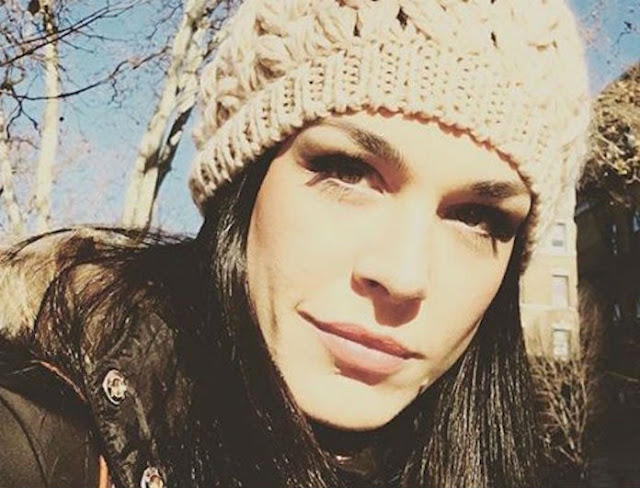 Ιωάννα Τριανταφυλλίδου: Νέες φωτογραφίες από την παγωμένη Αμερική!