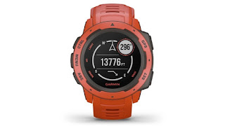 Garmin India Launched Instinct, A Gps-Enabled Rugged Smartwatch For A Cost Of Rs. 26,990
