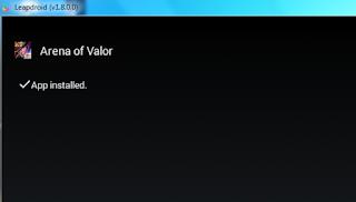 Cara Instal Game AOV di Komputer Terbaru 2018