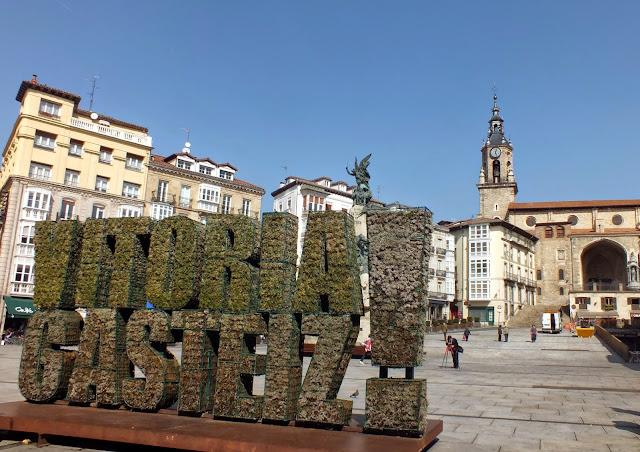 Vitoria Gasteiz visitas típicas