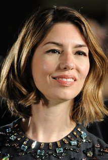 Sofia Coppola. Director of The Bling Ring