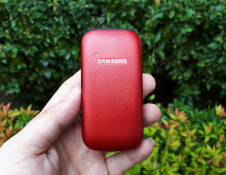 Casing Samsung Coconut E1195 Fullset LCD Fleksibel