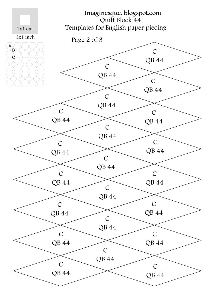 Juicy image pertaining to free printable english paper piecing templates