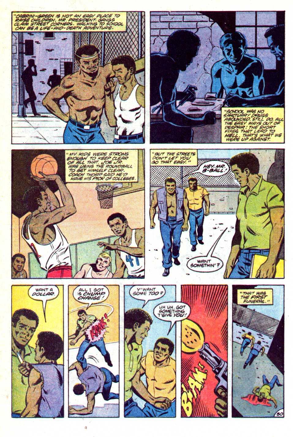 Read online Secret Origins (1986) comic -  Issue #14 - 33