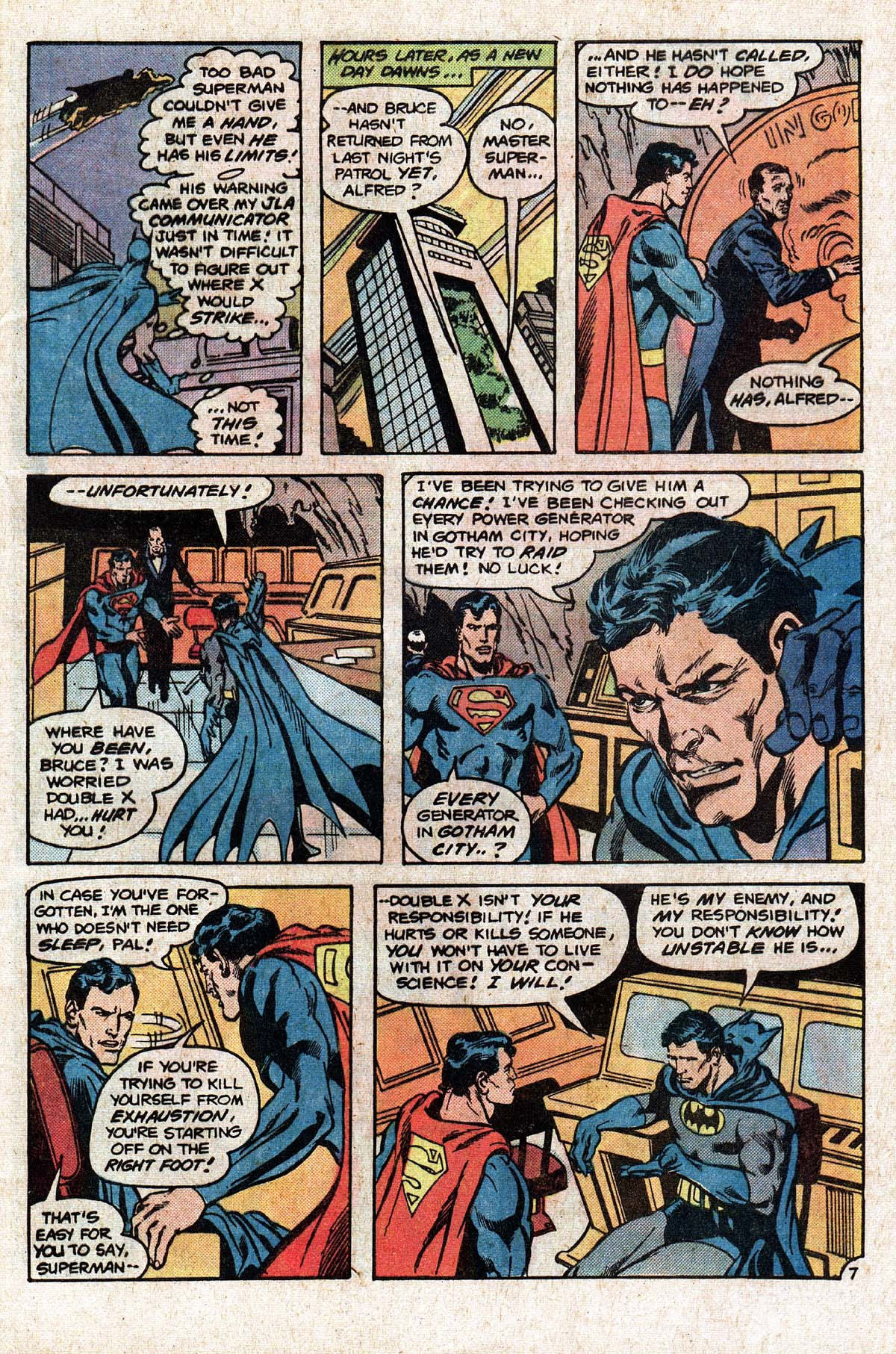 Read online World's Finest Comics comic -  Issue #276 - 9