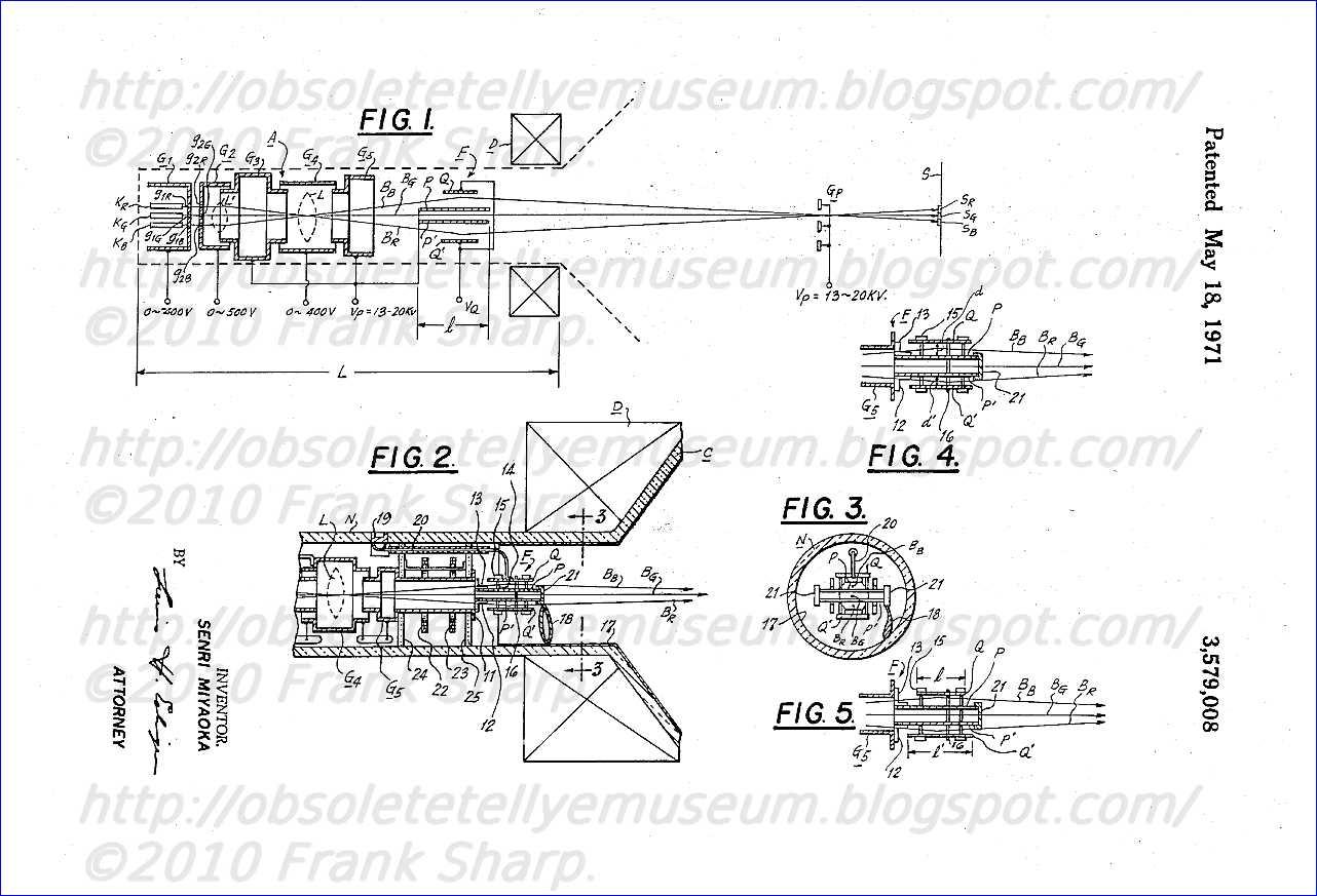 Sony Hdtv Tube | Wiring Diagram Database
