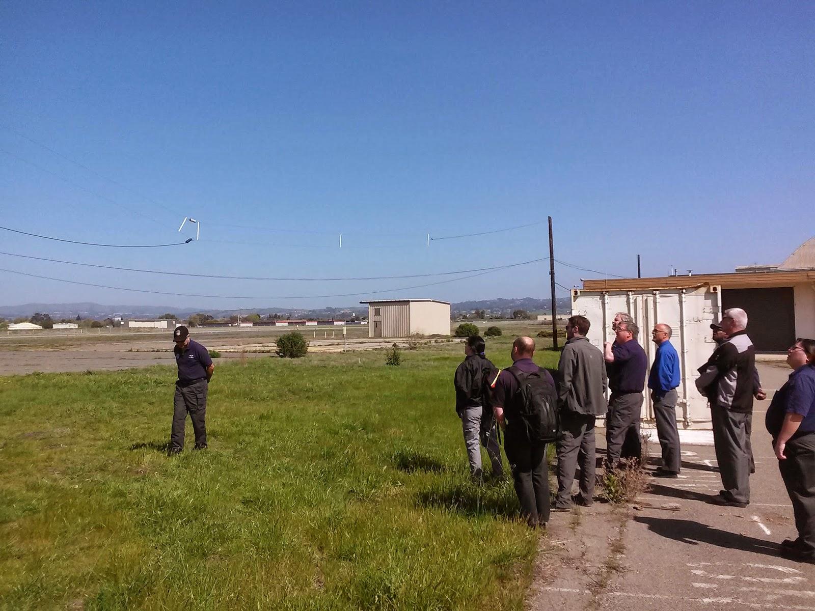 Squadron 188 - The Logbook: March 2014 - HF Radio Training