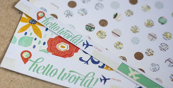 Typografie-Geschenke selber machen (DIY) – die Materialien. Foto © fieberherz.de
