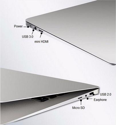 Zyrex Sky 232, Ultrabook Murah Harga 2,4 Jutaan