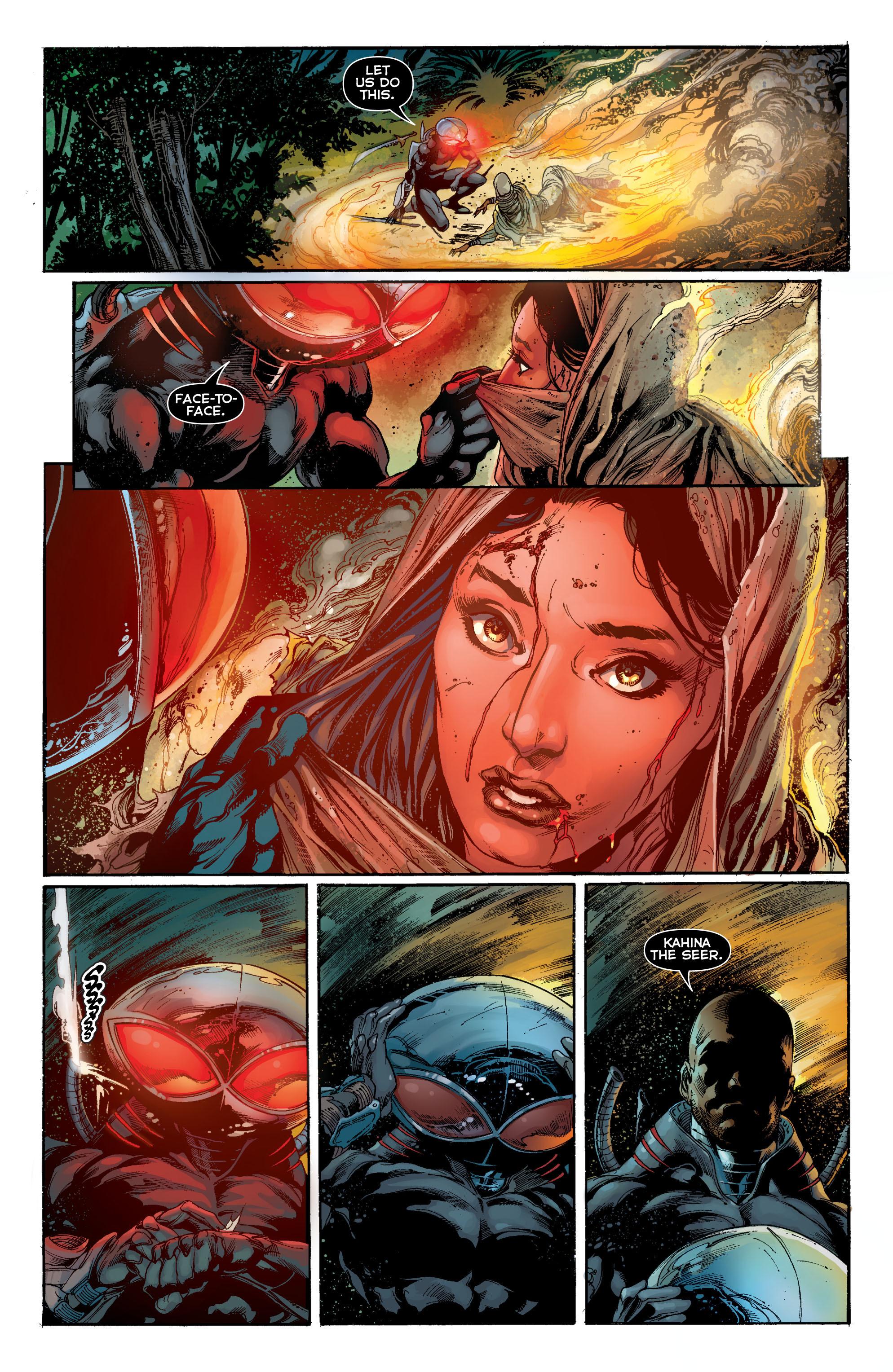 Read online Aquaman (2011) comic -  Issue #7 - 9
