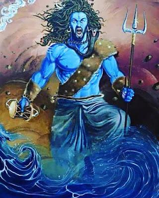Mahakal Hindi sms Status images in hd