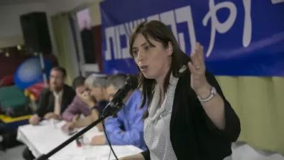 Hotovely: cidadãos israelenses vivem sob o terror dos infiltrados