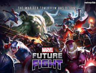 MARVEL Future Fight App