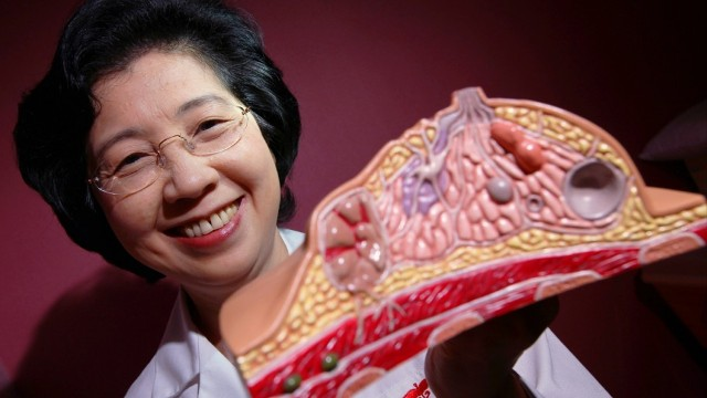 why chinese women don't get cancer