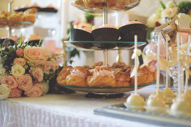 slodki kacik - Candy bar czyli słodki stół na weselu!