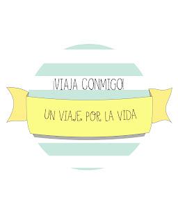 """""""Logo"""" Este logo pertenece al Blog personal de """"Un viaje por la vida"""""""