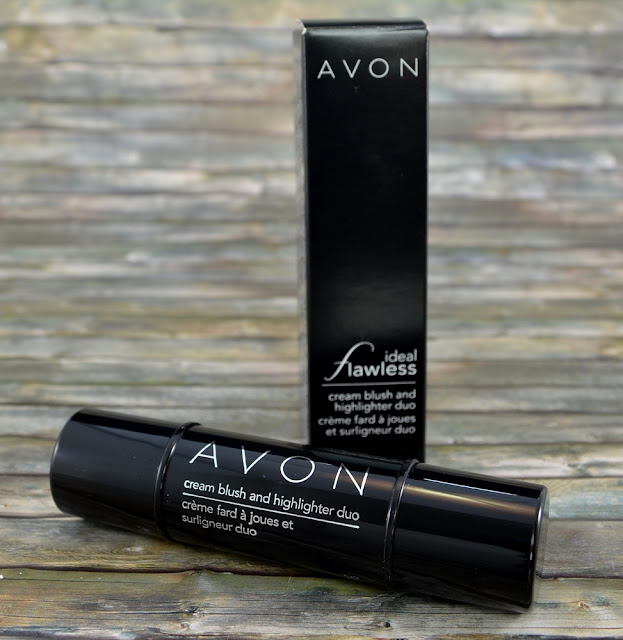 Avon creme blush and highlighter duo