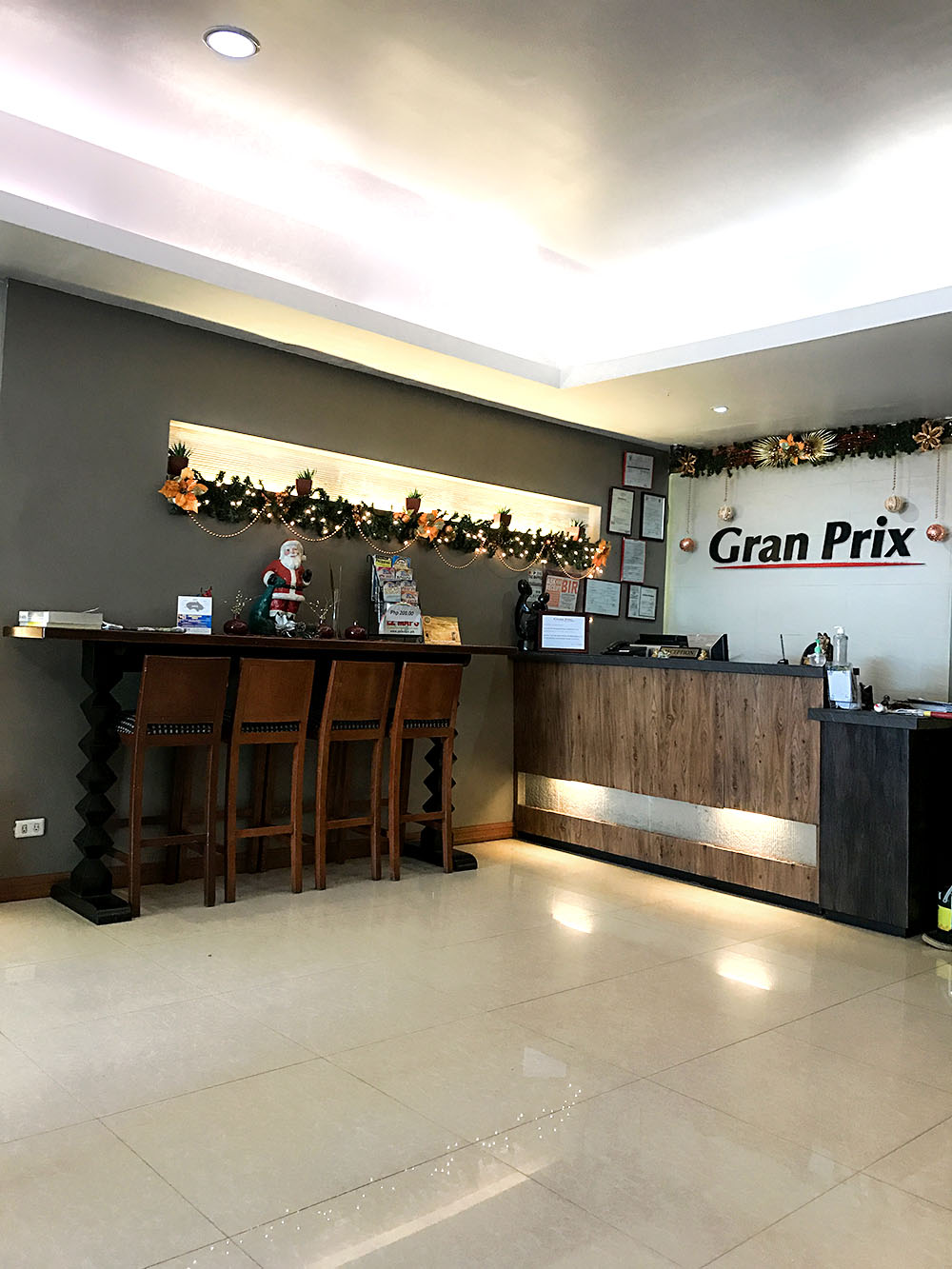 Affordable Hotel in Malate: Gran Prix Hotel Manila
