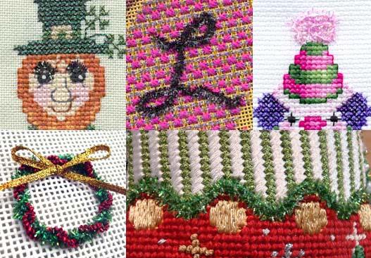 Kreinik Thread Blog: Fun new fuzzy fibers for your stitching