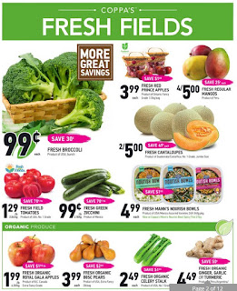 Coppa's Fresh Market Weekly Flyer February 15 – 28, 2018