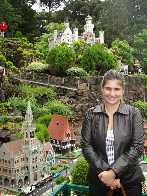 Castelos no Mini Mundo, Gramado.