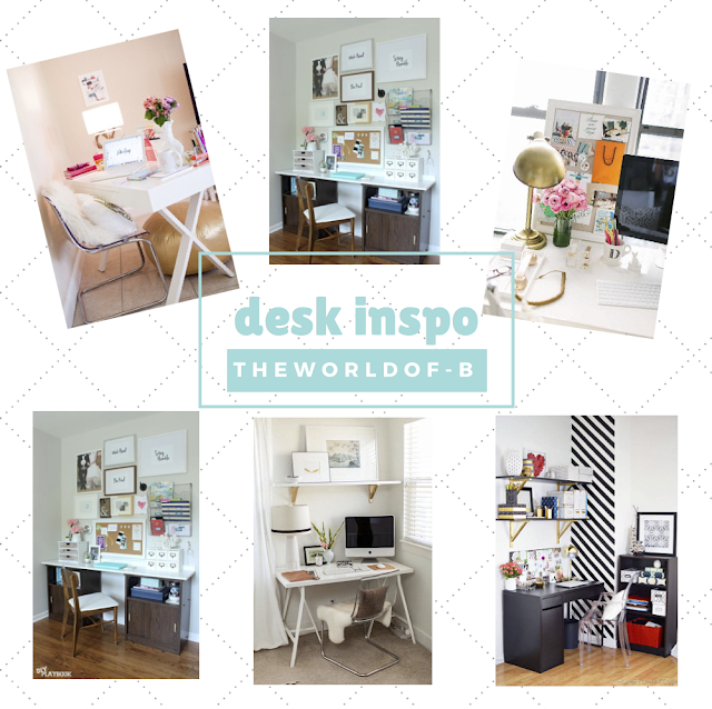 Home | Desk Area Inspiration