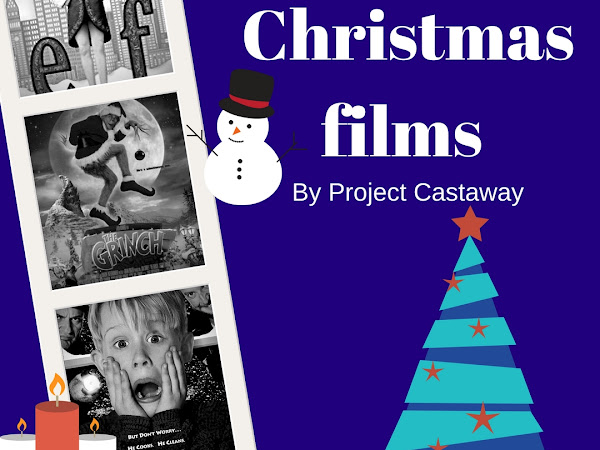 Top 5 Christmas films | Blogmas day 7