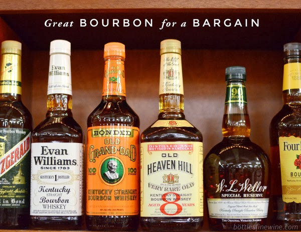 Bourbons for a Bargain