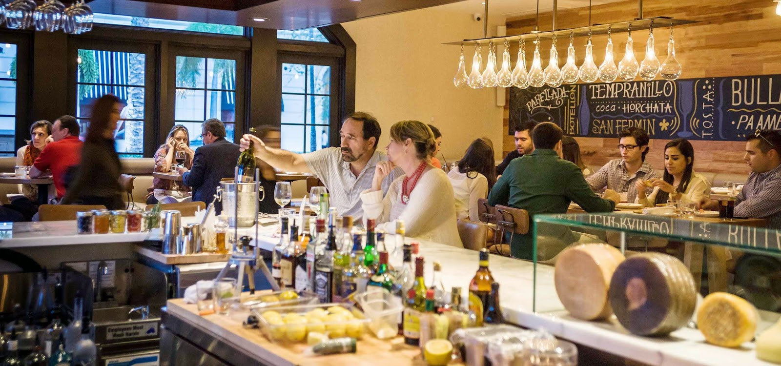 Miracle Mile Restaurants