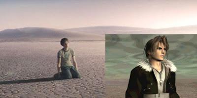 Скотт Пилигрим и Final Fantasy 8
