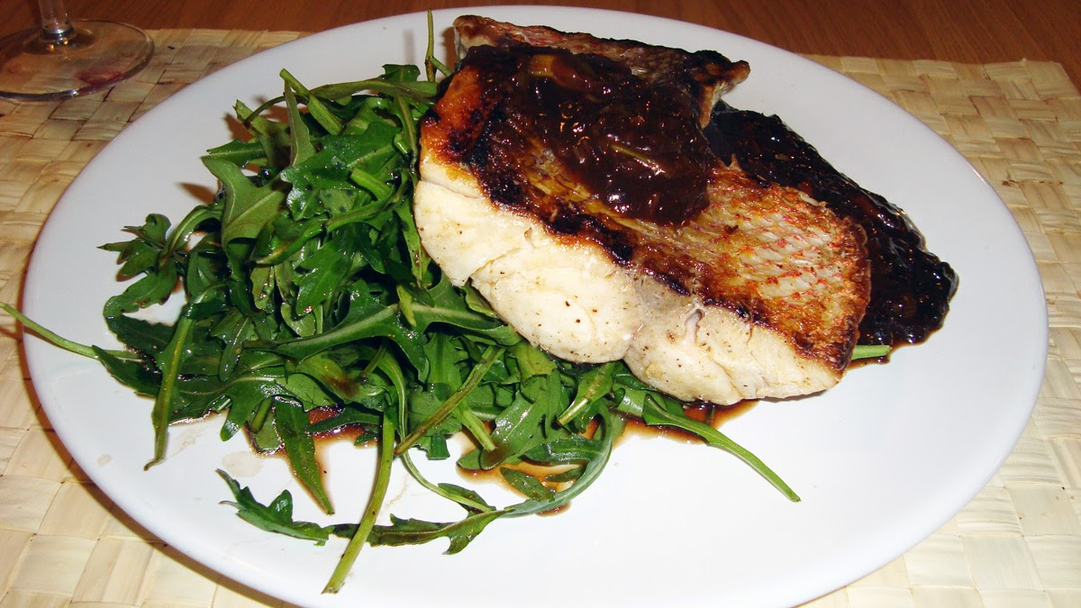 Gordon Ramsay's Red Snapper With Chilli, Tamarind And Lime Sauce Recipe  David: Gordon Ramsay