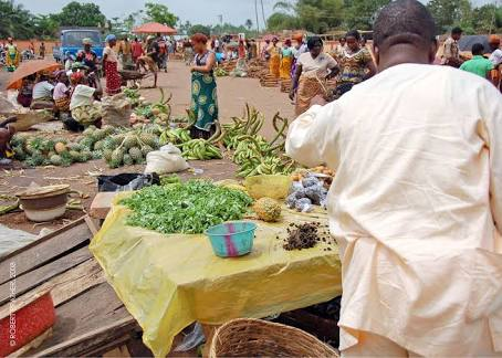 Commotion As Fetish Objects Take Over Asaba Market In Delta