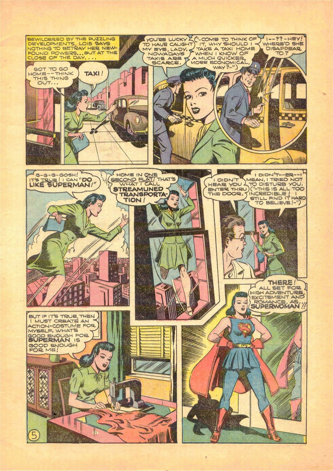 Action Comics (1938) 60 Page 5