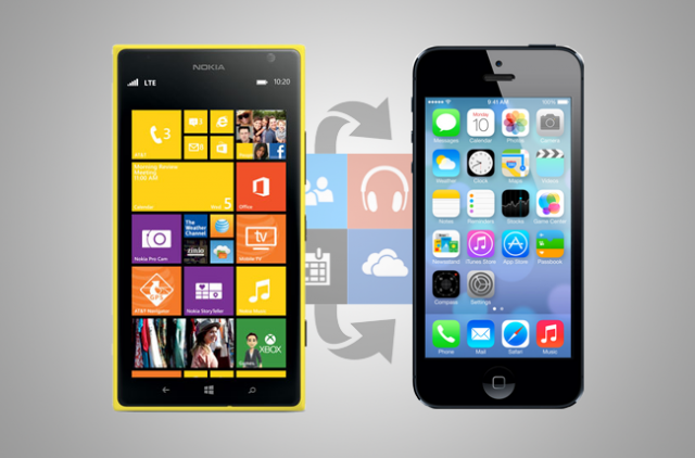 How Do I Transfer Contacts From Windows Phone To Iphone