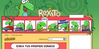 http://www.rexito.es/comics/