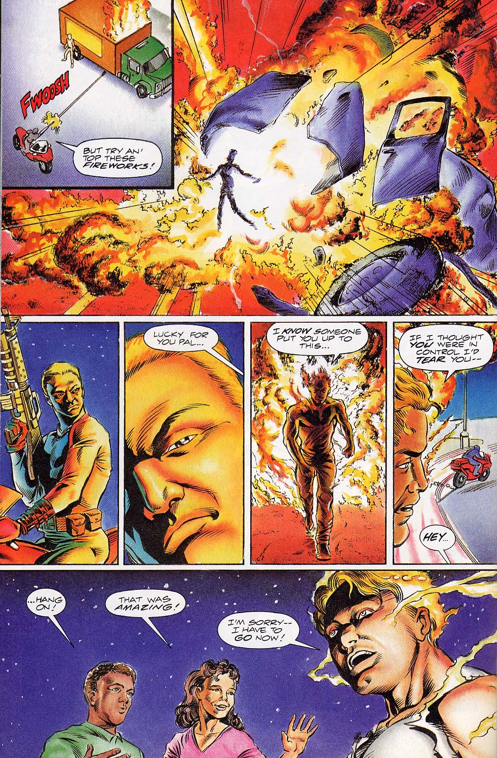 Read online Charlemagne comic -  Issue #4 - 35