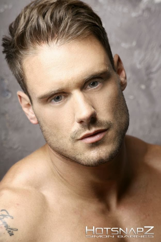 Fitness Model Jase Dean By Simon Barnes  Male Models Of -9292
