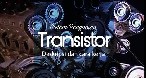 sistem pengapian transistor